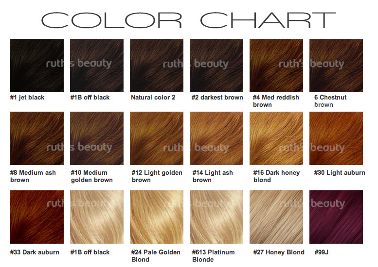 Light Brown Hair Color Chart 2015 New - Hairstyles