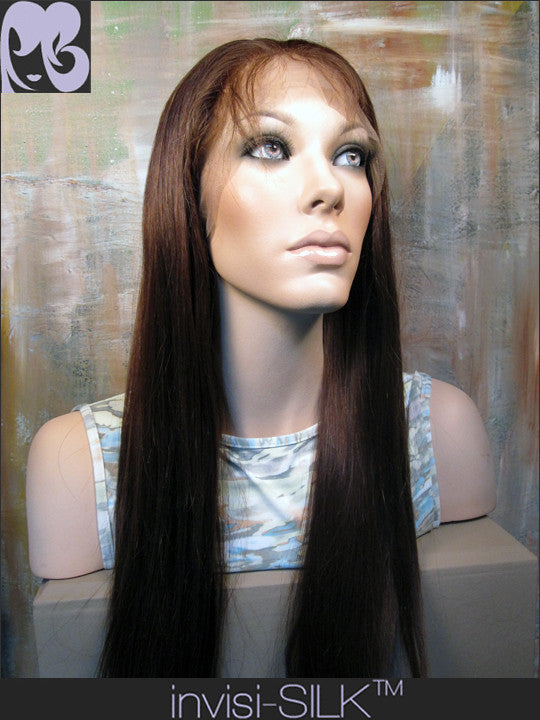SILK TOP LACE WIG: Ryan Silky Straight
