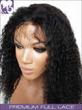 FULL LACE WIG: New Rachael- Indian Remy Kinky Curly