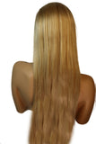 FULL LACE WIG: Willow Platinum Blonde