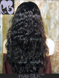 SILK TOP LACE WIG: Athena Natural Wave