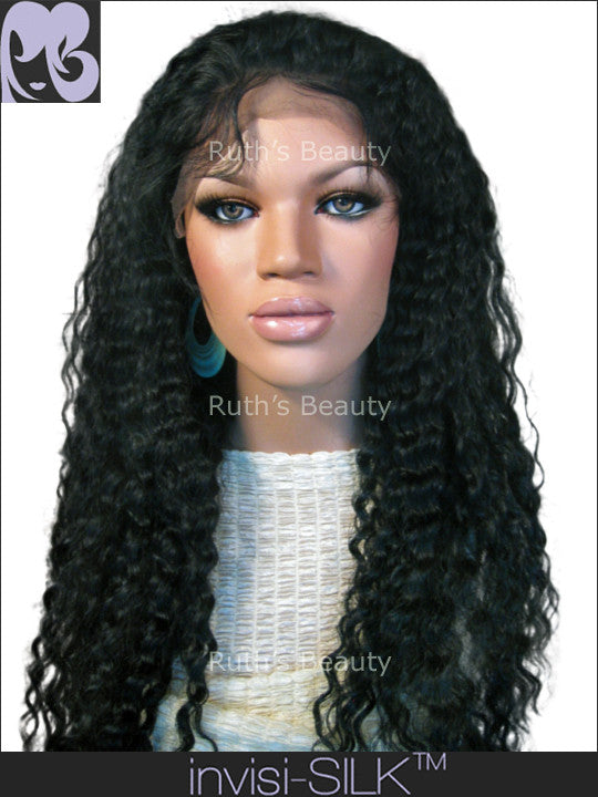 SILK TOP LACE WIG: Eva Spanish Wave