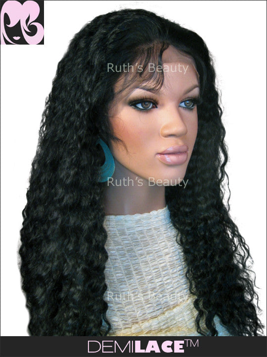 Spanish Wave lace wig