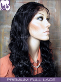 Clearance Full Lace Wig: Meredith Color 1, 18