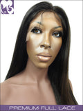 FULL LACE WIG: Rania- Malaysian Light Yaki