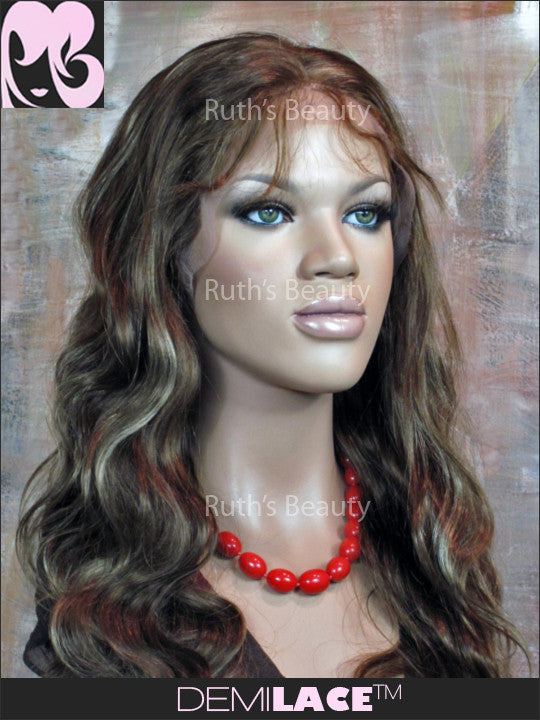 LACE FRONT WIG: Soledad Body Wave Indian Remy