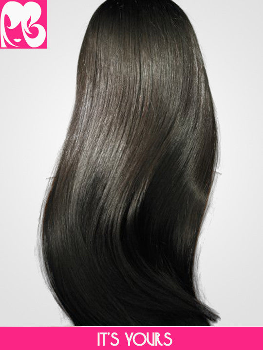 Virgin Chinese Machine Wefted Hair