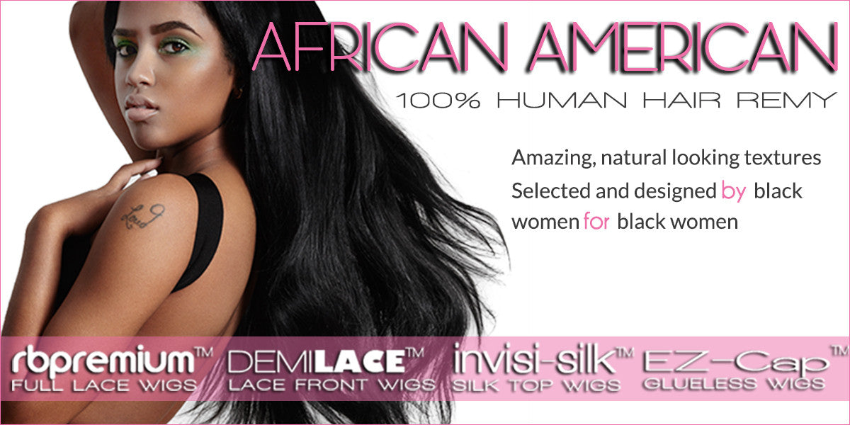 African American Lace Wigs and Weaves