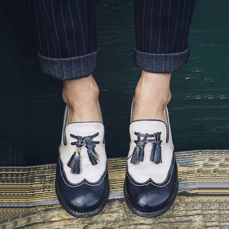 Daily Summer Flat Heel Oxfords