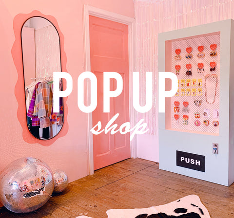 NEW studio and POP UP shop!