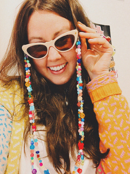 Lucky Dip Candy Sunglass Chain - NEW!