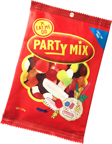 Party Mix Clutch