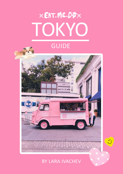 EAT.ME.DO Tokyo Travel Guide