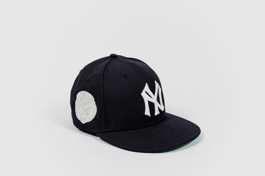 "Packer for New Era New York Yankees 5950 ""Vicennial Platinum Collection"""