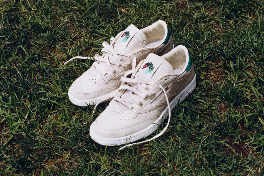 "Packer x Reebok Club C ""Marcial"""