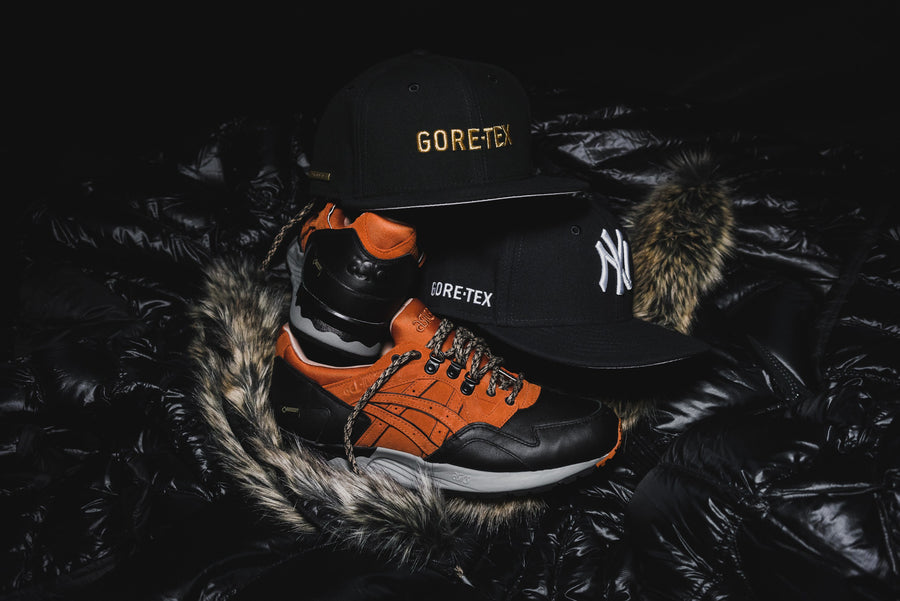 "Packer x ASICS Tiger x New Era ""SCARY COLD"" Collection"