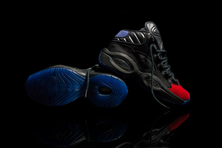 "Packer x Reebok Question Mid ""Curtain Call"""