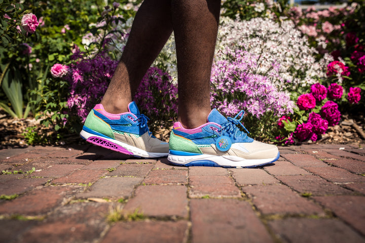 "Packer x Reebok Ventilator Supreme ""Four Seasons: Spring"""