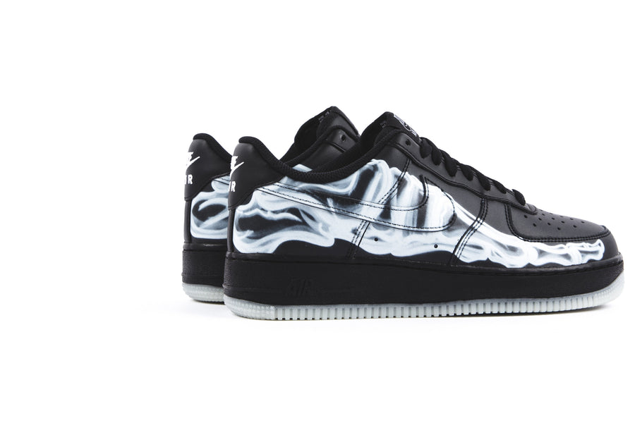 NIKE AIR FORCE 1 '07 SKELETON QS