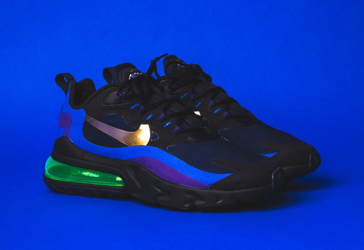"NIKE AIR MAX 270 REACT ""HEAVY METAL"""