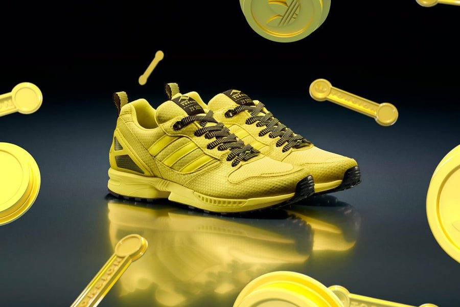 ADIDAS ORIGINALS ZX 5000 TORSION