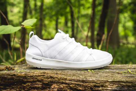 ADIDAS OUTDOOR TERREX CLIMACOOL BOAT - WHITE