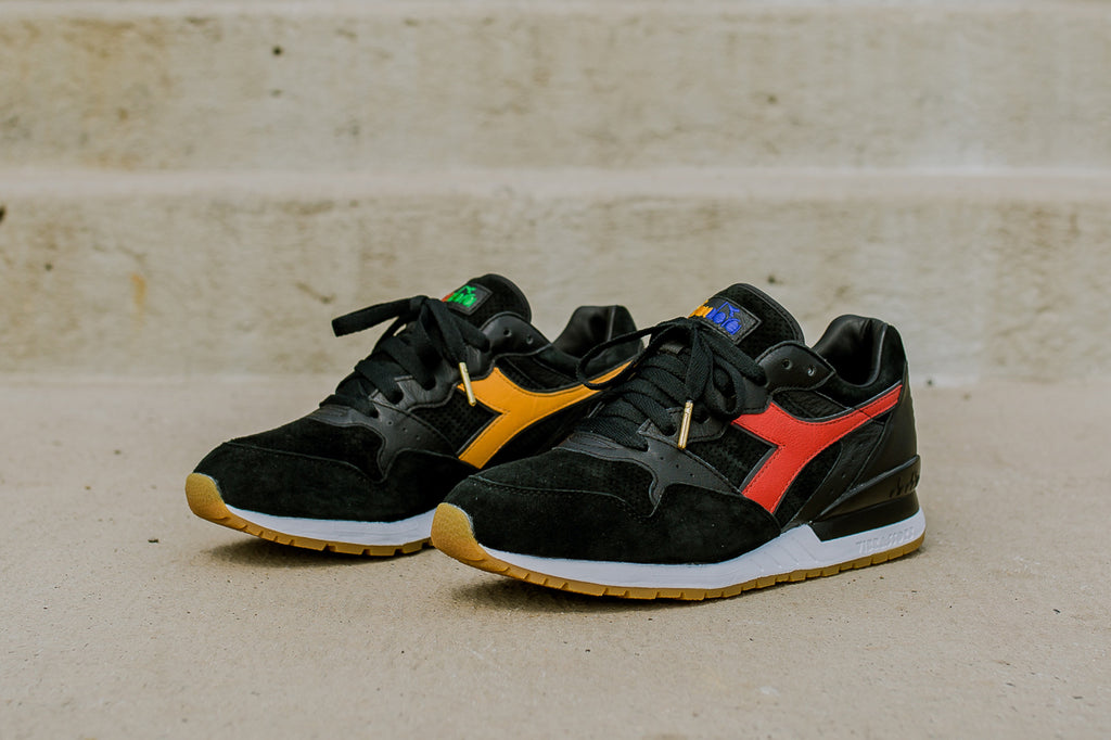 "PACKER X DIADORA ""FROM SEOUL TO RIO"" INTREPID"