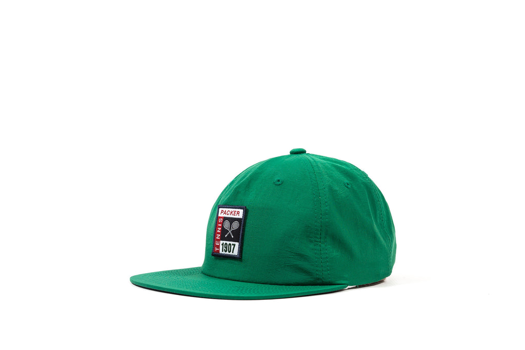 "PACKER x MITCHELL & NESS ""PACKER TENNIS"" CAP - GREEN"