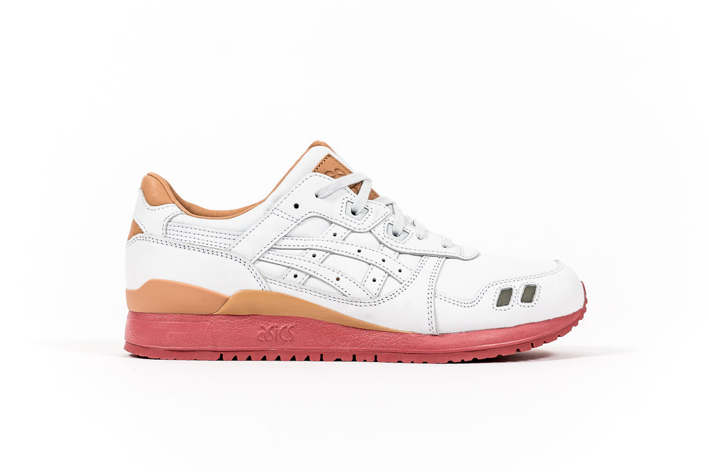 PACKER X J.CREW X ASICS TIGER GEL LYTE III WHITE BUCK – PACKER SHOES 41b54c758b61