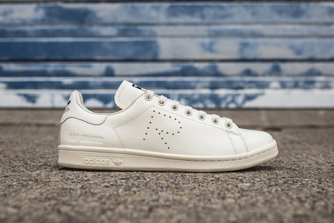 ADIDAS X RAF SIMONS STAN SMITH - CORE WHITE/CORE BLACK