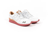 PACKER X J.CREW X ASICS TIGER GEL LYTE III WHITE BUCK