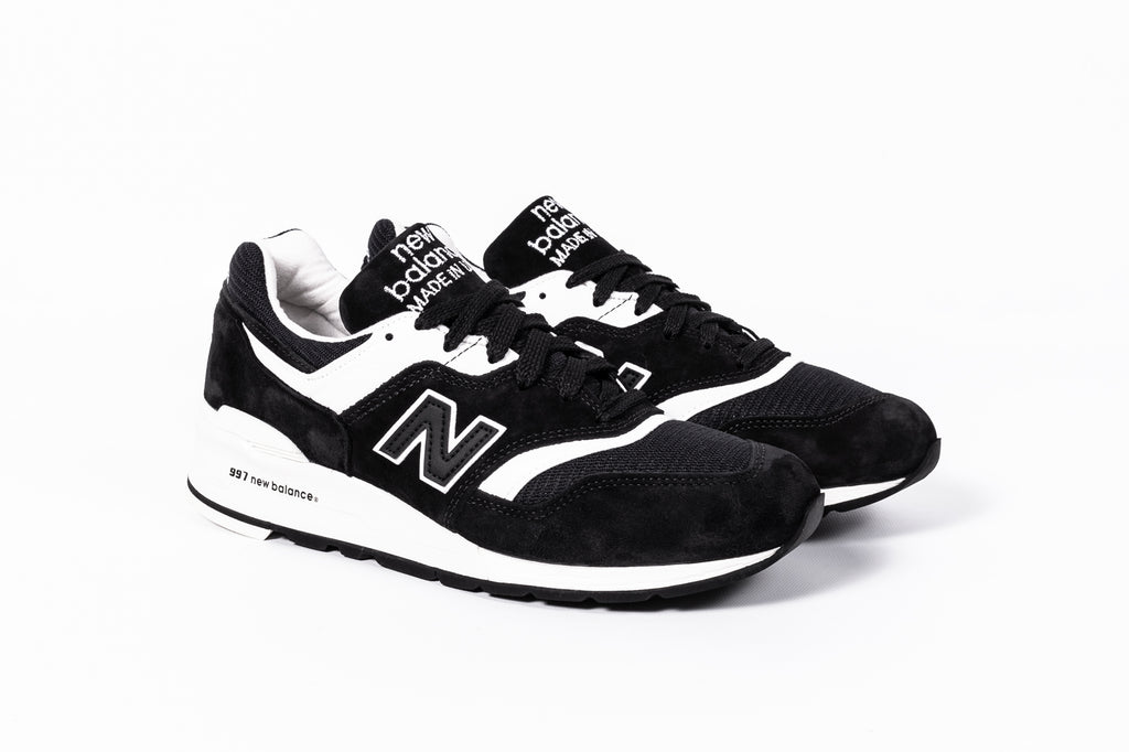 "NEW BALANCE M997BBK ""MADE IN USA"""