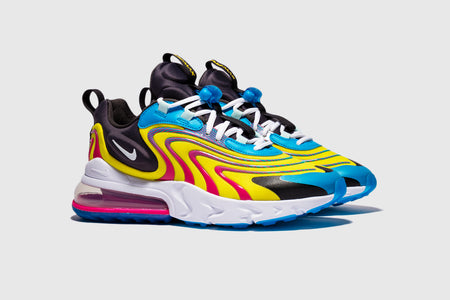 "NIKE AIR MAX 270 REACT ENG ""LASER BLUE"""