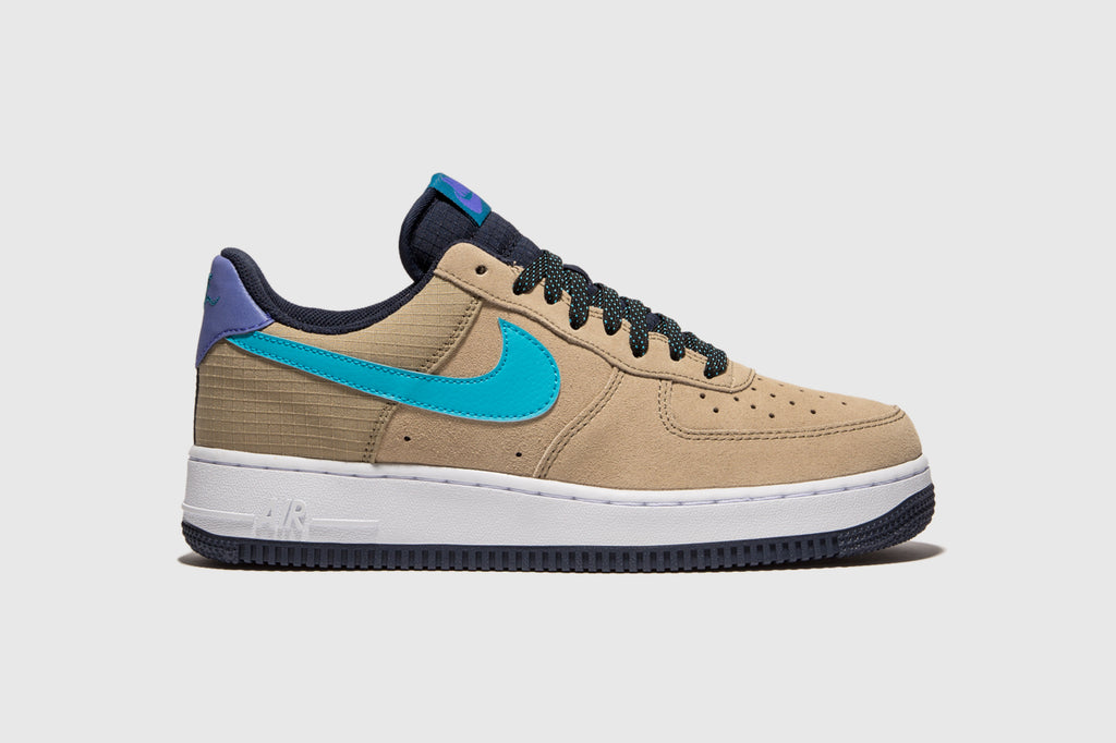 "NIKE AIR FORCE 1 '07 LV8 2 ""ACG BLUE FURY"""