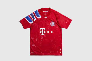 ADIDAS FC BAYERN HUMAN RACE JERSEY X PHARRELL WILLIAMS