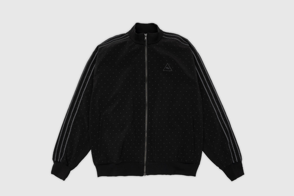 "ADIDAS ORIGINALS TRACK TOP X PHARRELL WILLIAMS ""BLACK AMBITION"""
