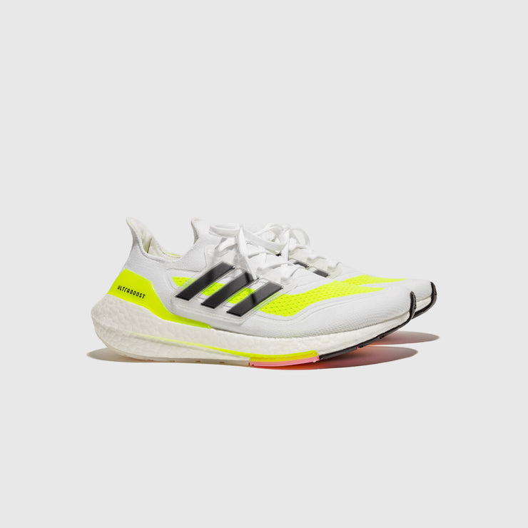 ADIDASULTRABOOST21 WHITE SOLARYELLOW 3 740x740