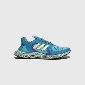 "ADIDAS ORIGINALS ZX 4D CARBON ""AQUA"""