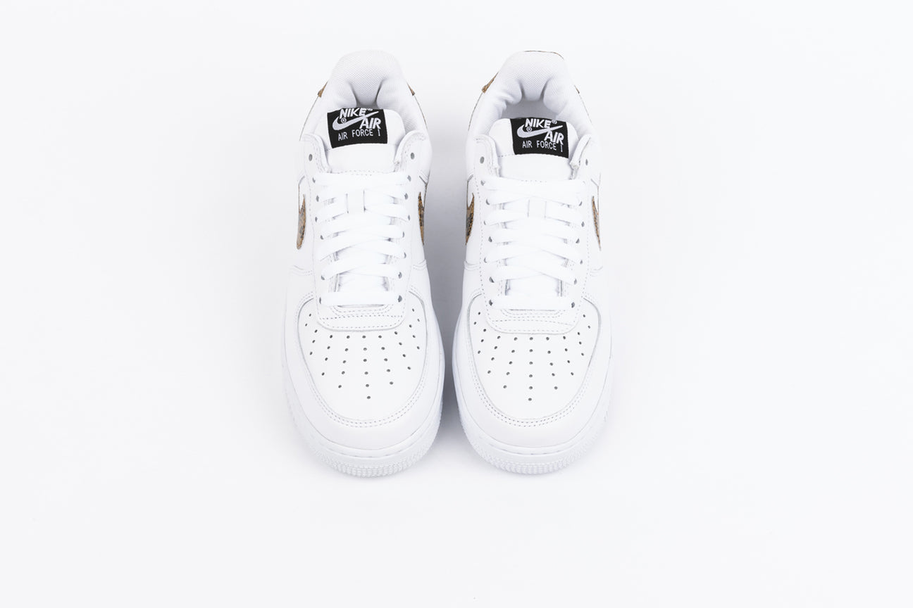 "NIKE AIR FORCE 1 LOW RETRO PRM QS ""IVORY SNAKE"""