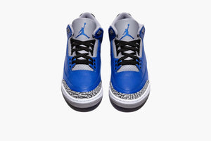 "AIR JORDAN 3 RETRO ""VARSITY ROYAL"""