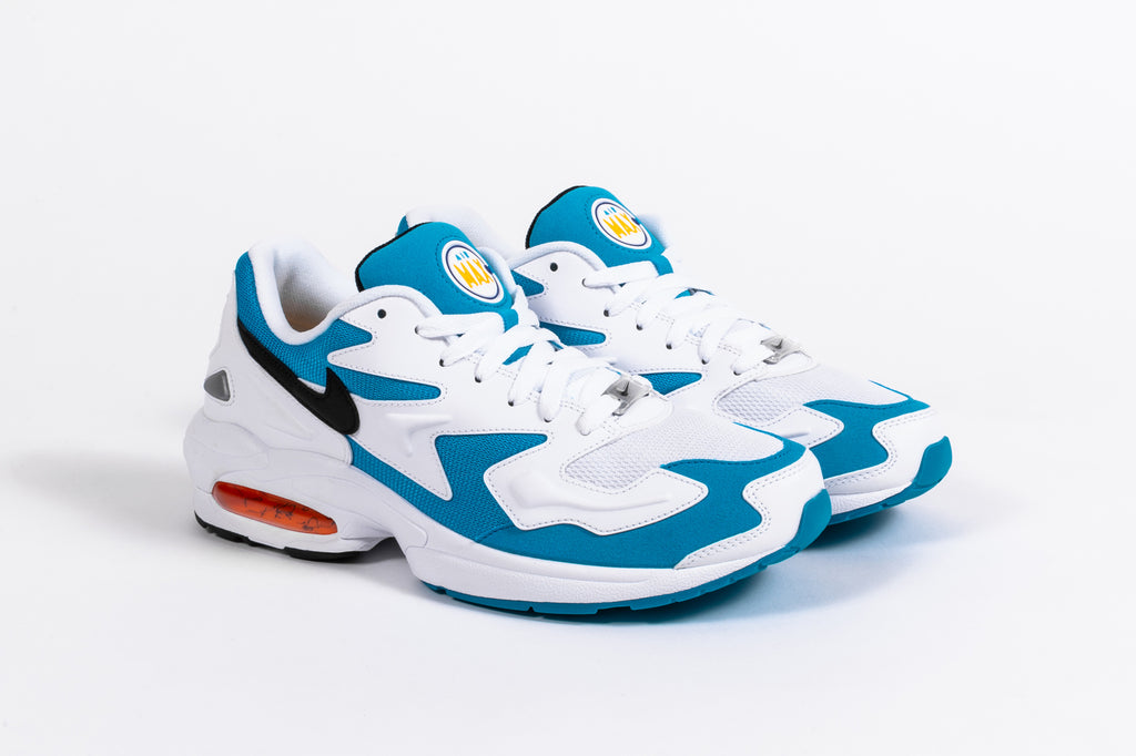"NIKE AIR MAX2 LIGHT ""BLUE LAGOON"""