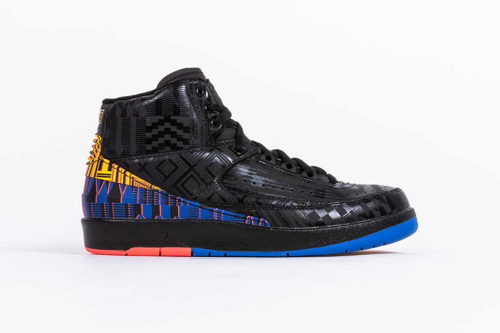 "AIR JORDAN 2 RETRO ""BHM"""
