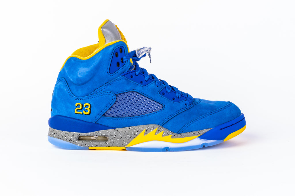 "AIR JORDAN 5 LANEY JSP ""LANEY"""