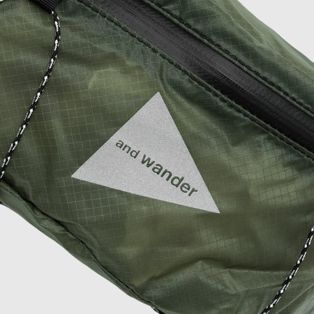 AND WANDER SIL WAIST BAG