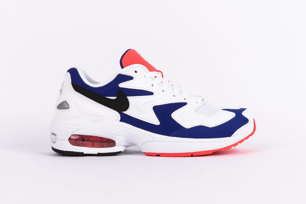 "NIKE AIR MAX2 LIGHT ""ULTRAMARINE"""