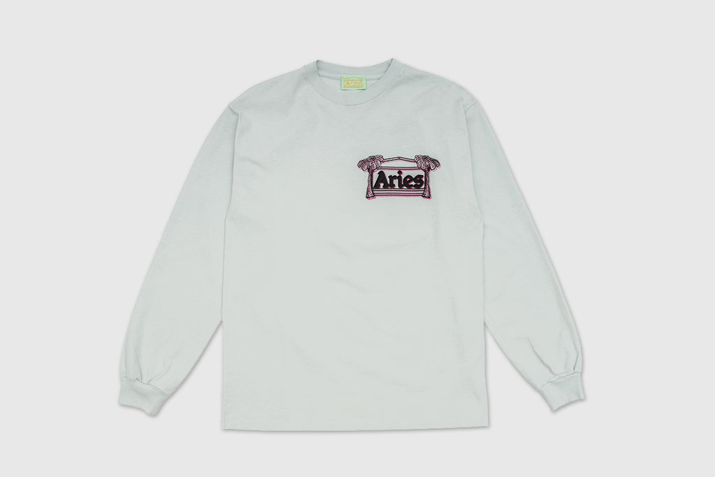 ARIES FARIES L/S T-SHIRT