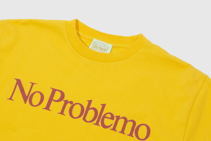 ARIES NO PROBLEMO S/S T-SHIRT