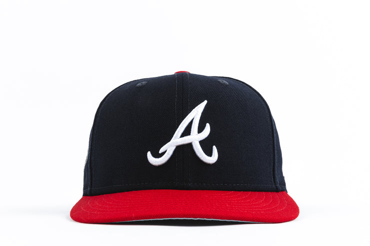 "NEW ERA 59FIFTY ATLANTA BRAVES ""SWAROVSKI"" 1995 WS"