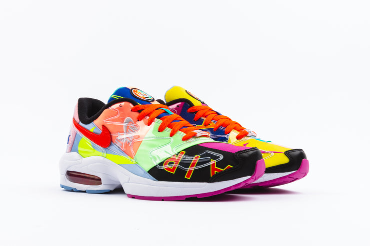 NIKE AIR MAX2 LIGHT QS X ATMOS