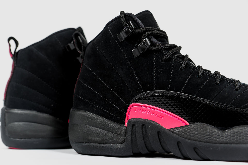 94872490a6d AIR JORDAN 12 RETRO (GG)  RUSH PINK
